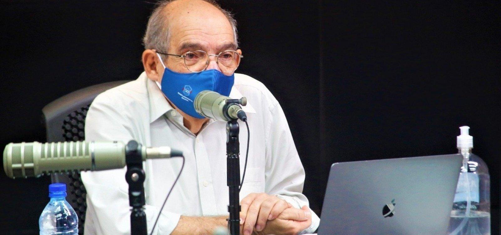 [MK critica postura 'equivocada' do governo Bolsonaro em relação às vacinas; ouça]