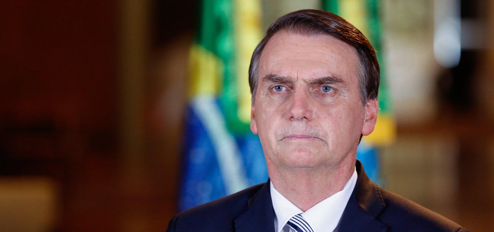 [ Caso Brasil não tenha voto impresso em 2022, 'vamos ter um problema pior que nos EUA', diz Bolsonaro]