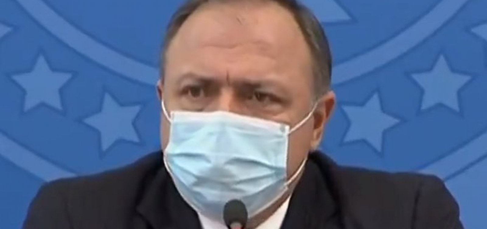 [Pazuello anuncia contrato com o Butantan para fornecimento de 100 milhões de doses da Coronavac ]