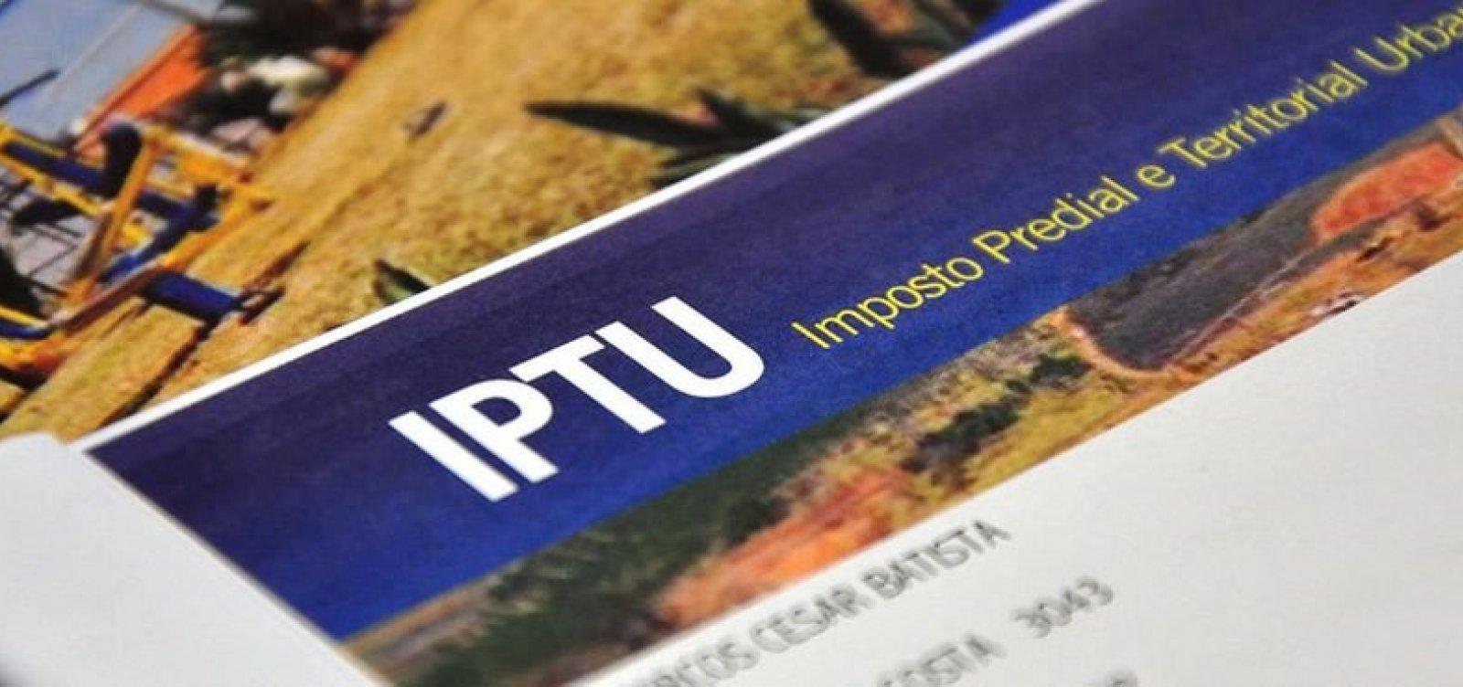 [IPTU de 2021 é disponibilizado para pagamento]