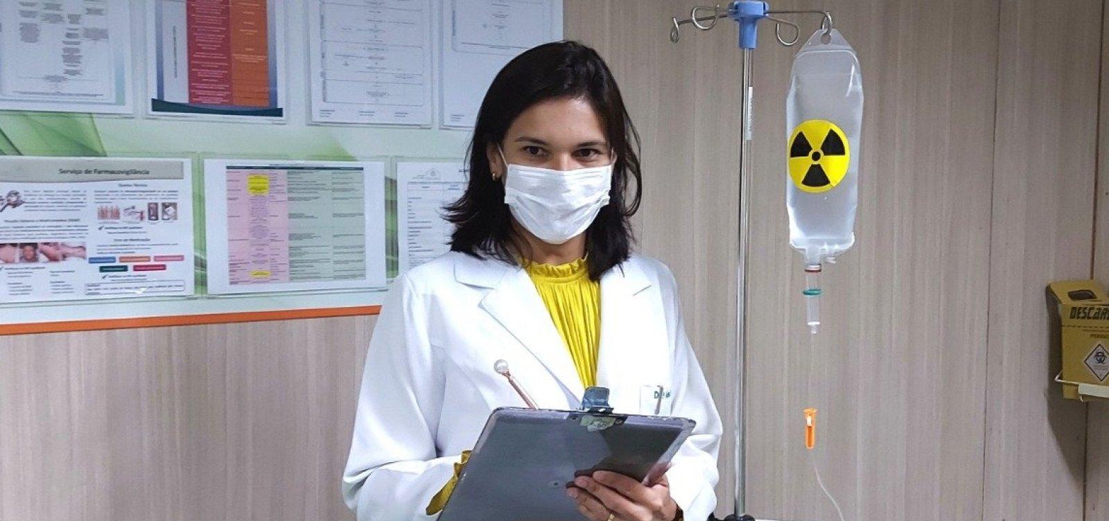[HSI inaugura tratamento inovador com molécula radioativa para câncer de próstata avançado]