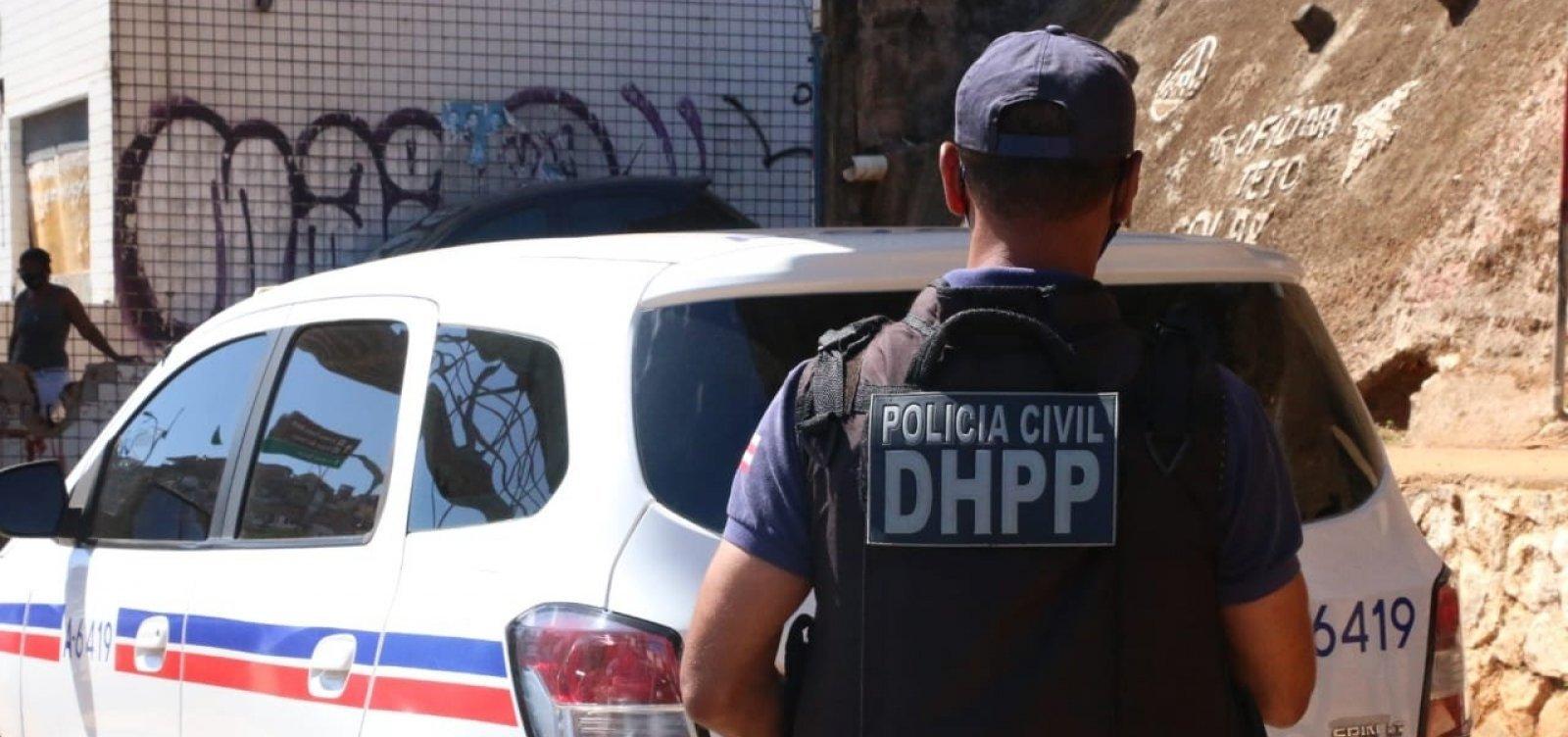 [Taxista que transportou suspeitos pelos assassinatos em Jaguaribe é preso]