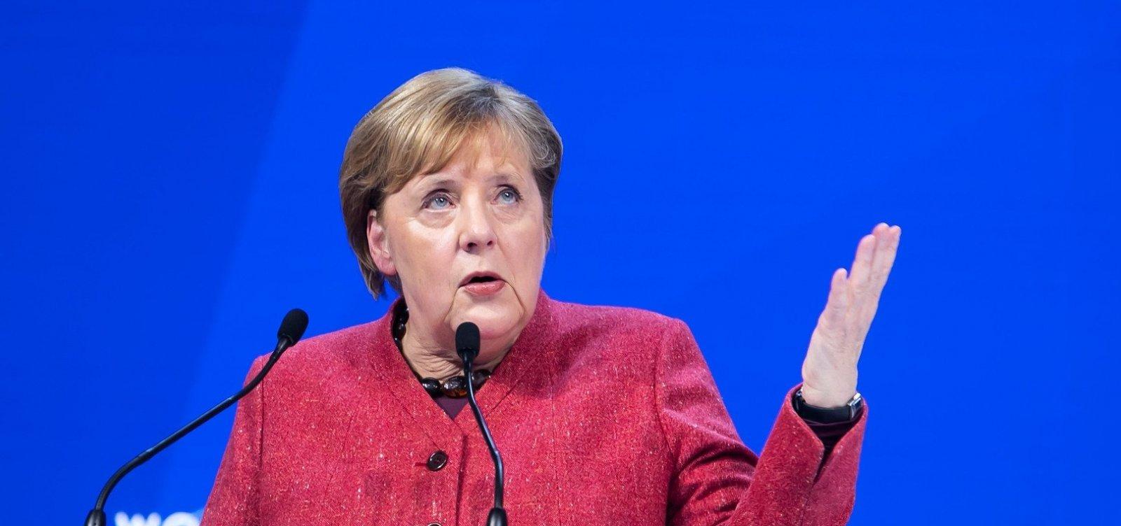 [Após festas de fim de ano, chanceler da Alemanha diz que pior fase da pandemia ainda está por vir]