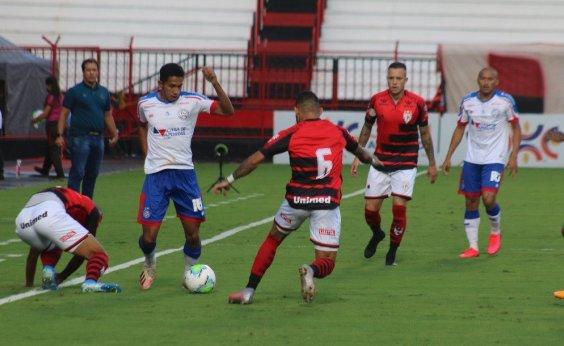 [Bahia arranca empate com Atlético-GO fora de casa em 1 a 1]