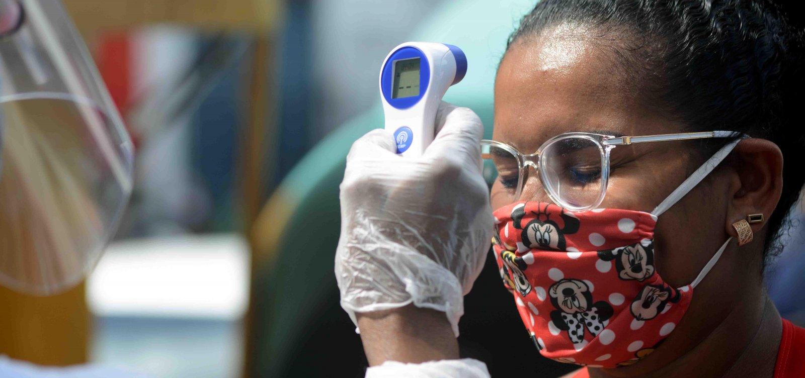 [Número de casos de coronavírus aumenta nos bairros do Subúrbio]