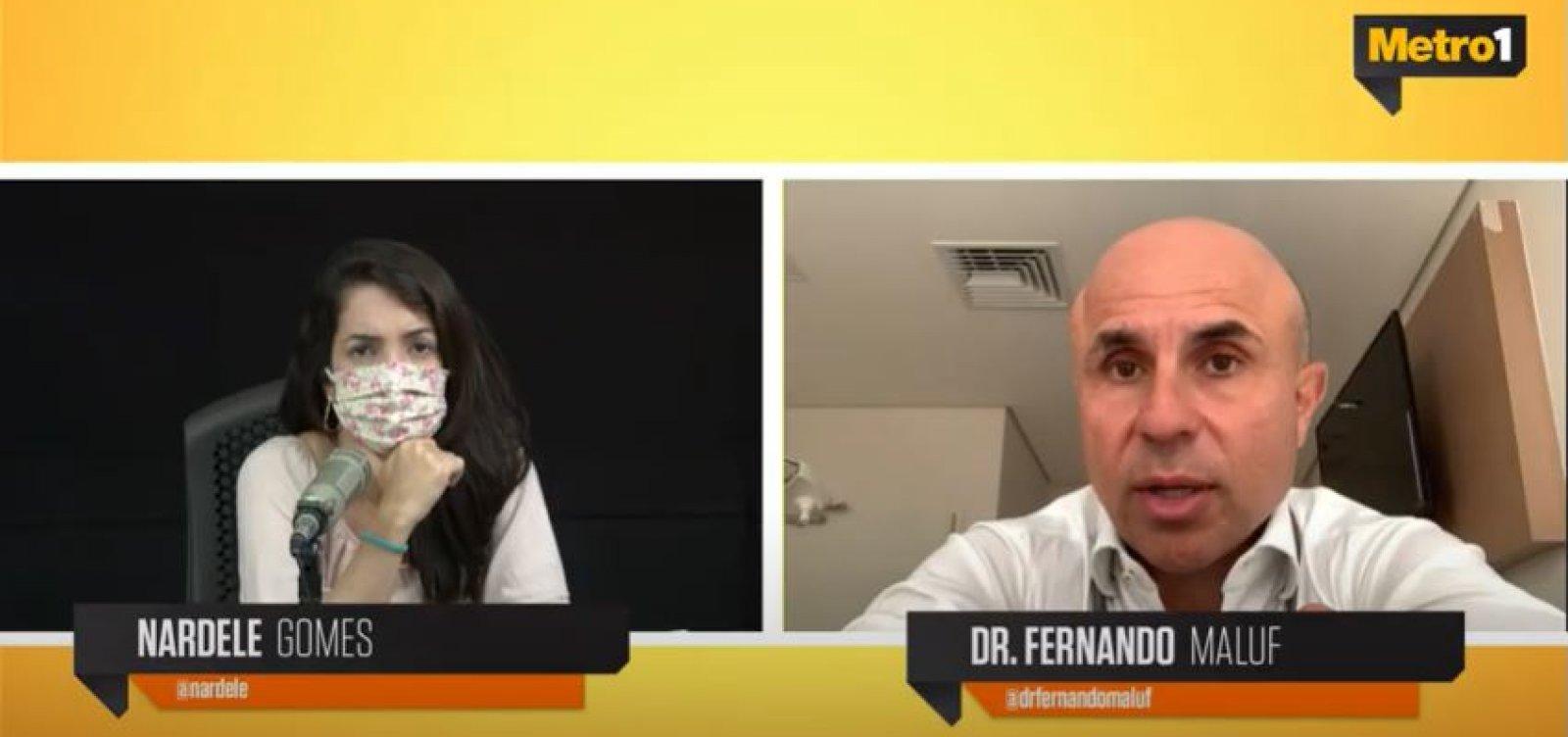 ['Instituto Vencer o Câncer': oncologista defende oferta de melhor informação possível para a população]