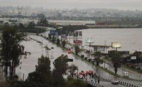 [Dilma sobrevoa neste sábado áreas afetadas por enchentes no RS ]