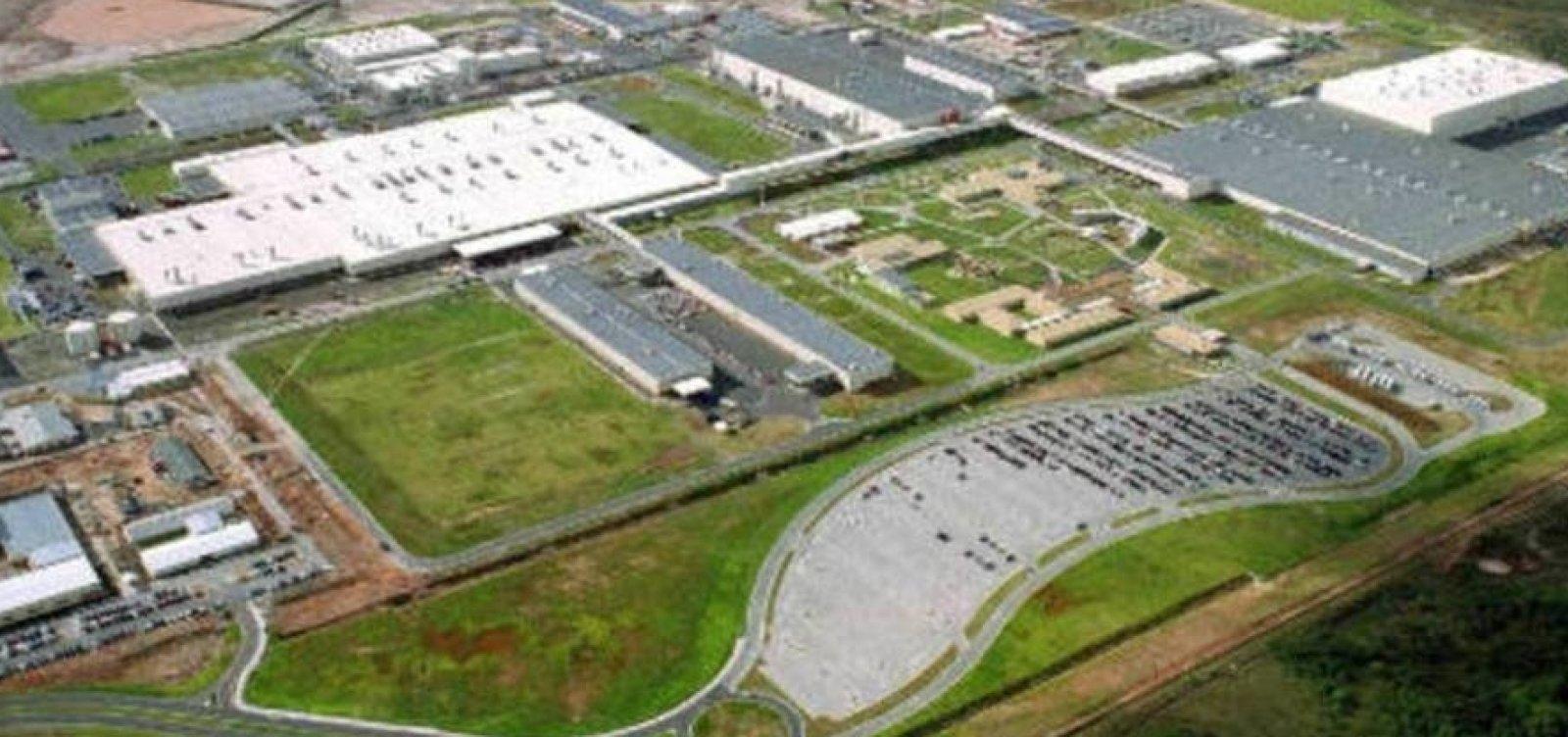 [Prefeito de Camaçari lamenta encerramento da produção da Ford na cidade: 'Grande perda' ]