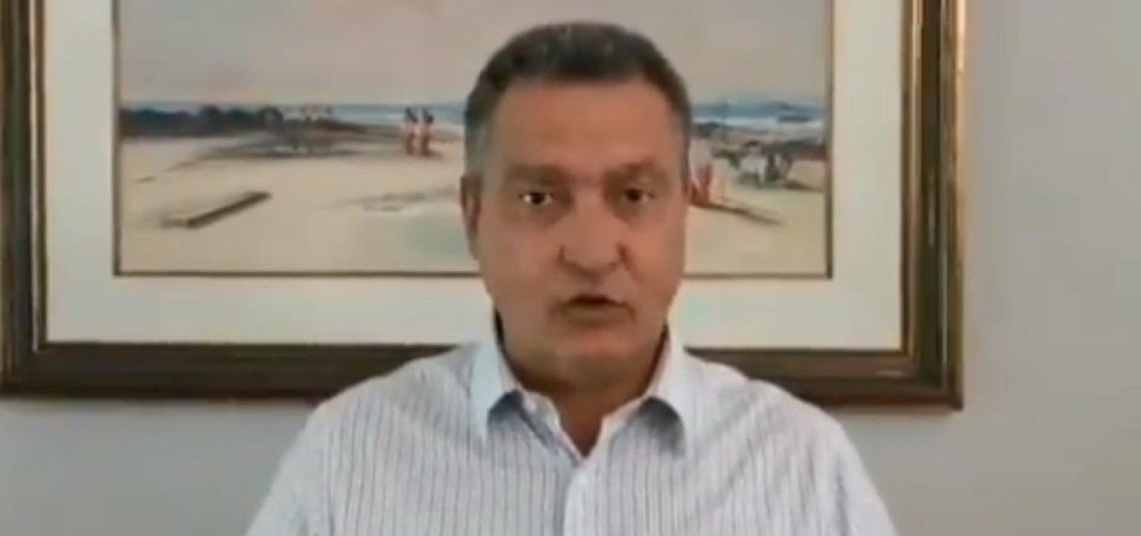 [Rui Costa anuncia Paulo Coutinho como novo comandante-geral da Polícia Militar da Bahia]