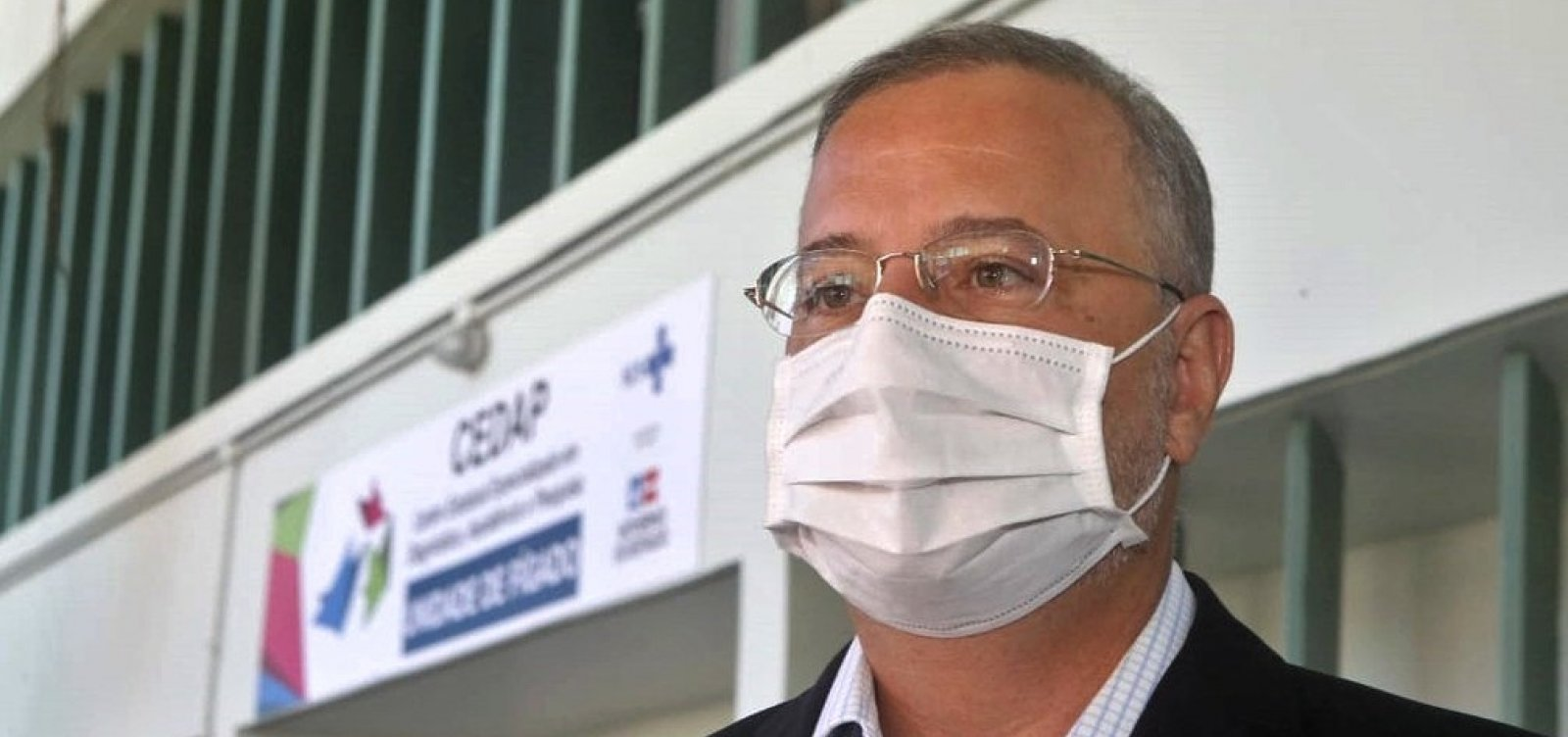 [Secretário da Saúde da Bahia, Fábio Vilas-Boas, defende adiamento do Enem]