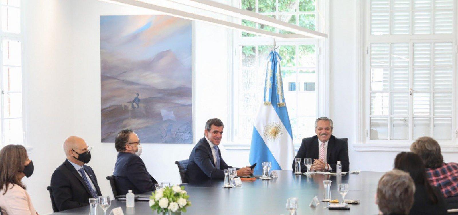 [Ford pretende investir US$ 580 milhões na Argentina]