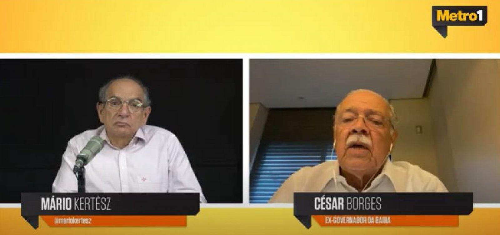 [Governador que implantou Ford na Bahia, César Borges diz que saída da montadora foi precipitada]