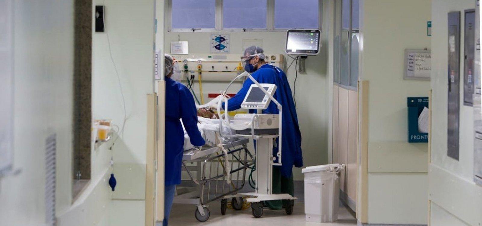 [Bahia registra 29 óbitos e 2.105 novos casos de Covid-19 nas últimas 24h]