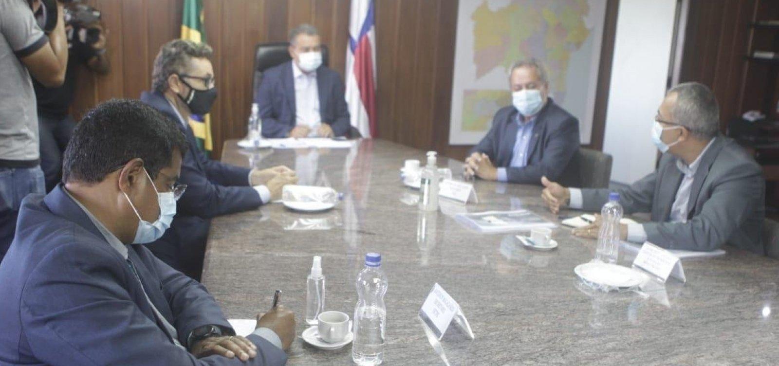 [Ford: Grupo de trabalho criado para atrair nova montadora para a Bahia se reúne pela primeira vez]