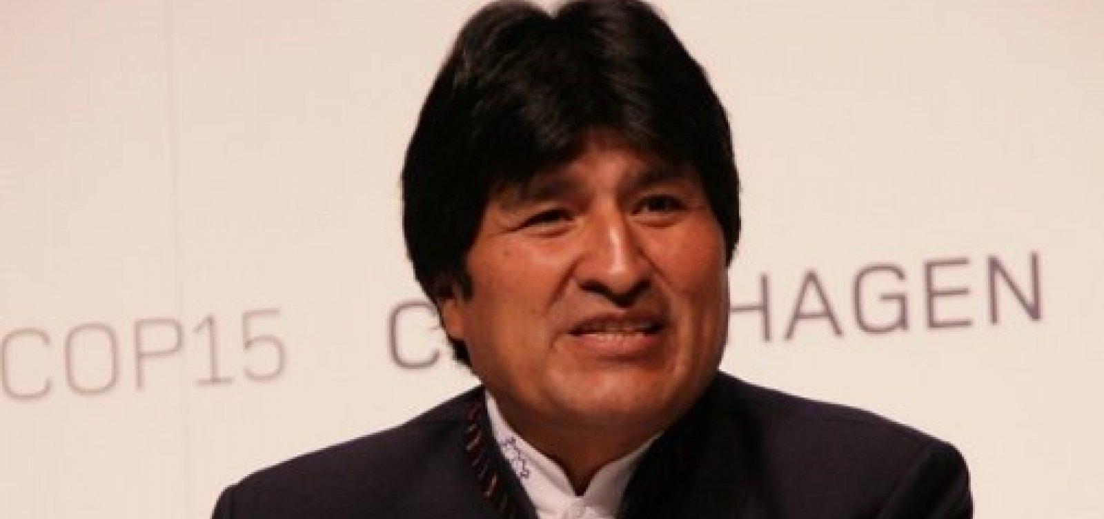 [Ex-presidente da Bolívia, Evo Morales, é diagnosticado com Covid-19]