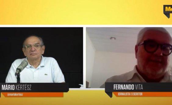 [Fernando Vita explica como anúncio em jornal deu início à chegada da Ford na Bahia]
