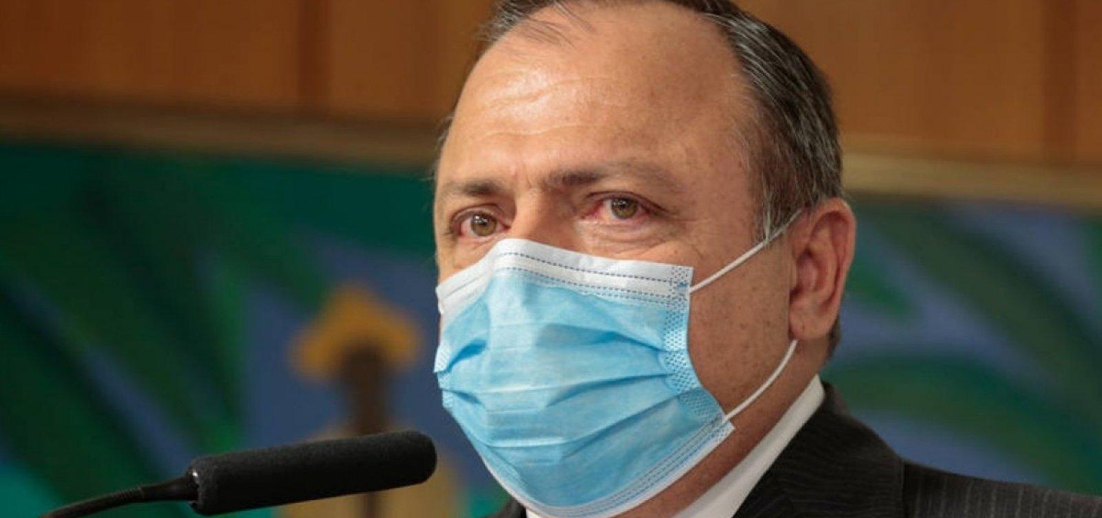 [Ministério da Saúde avalia fazer evento para celebrar início da vacinação contra Covid-19]