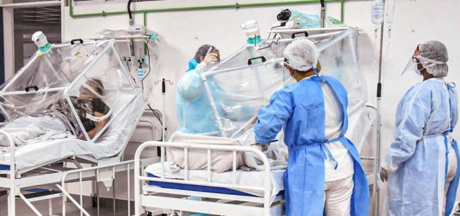 [Com falta de oxigênio em Manaus, médicos dizem ter que escolher quem receberá assistência]