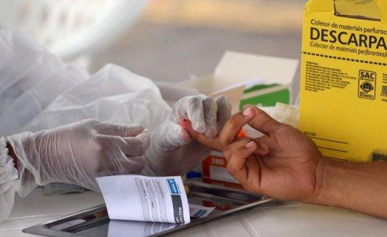 [Salvador registra 67% de ocupação de UTI e 2.116 novos casos por Covid-19 nas últimas 24h]