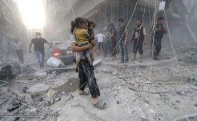 [ONU marca para janeiro começo das negociações para paz na Síria ]