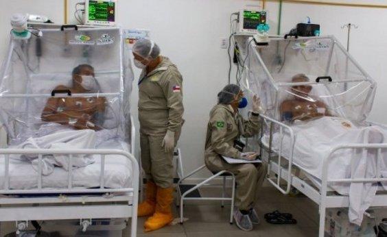 [Transferência de pacientes do Amazonas alerta para transmissão da variante da Covid-19]