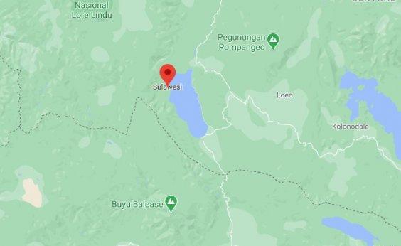 [Terremoto deixa 35 mortos na Indonésia]