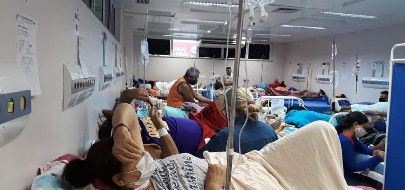 [Imprensa internacional repercute caos nos hospitais de Manaus]