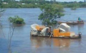 [Sobe para 40 o número de cidades atingidas pelas chuvas no Rio Grande do Sul]