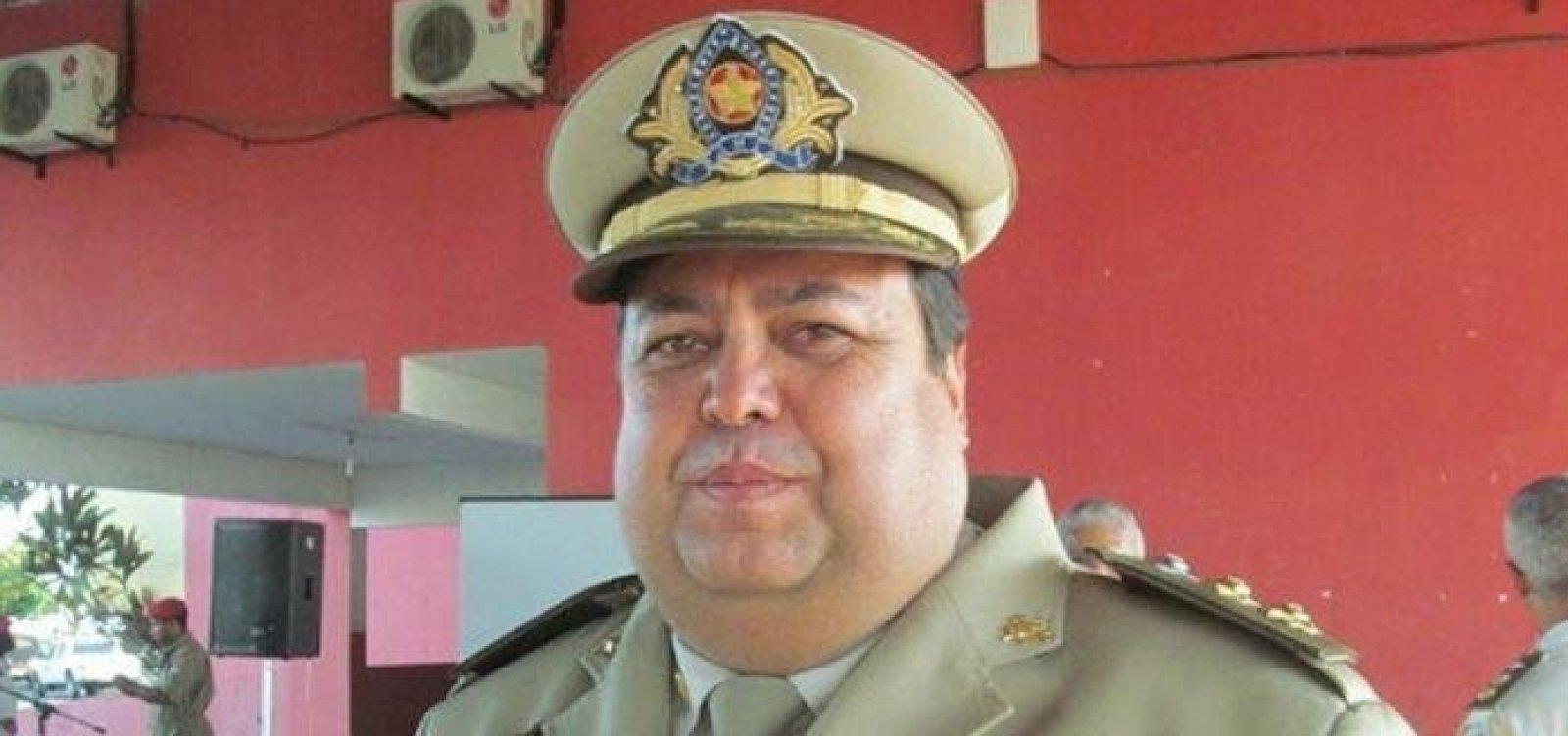 [Coronel Adson Marchesini é o novo comandante-geral do Corpo de Bombeiros da Bahia ]