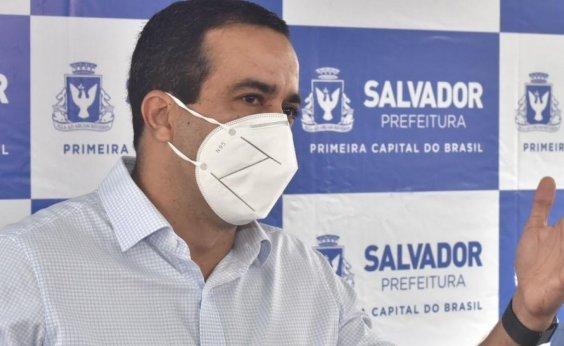 [Bruno Reis e Leo Prates viajam para Brasília para acompanhar distribuição de vacinas nesta segunda]
