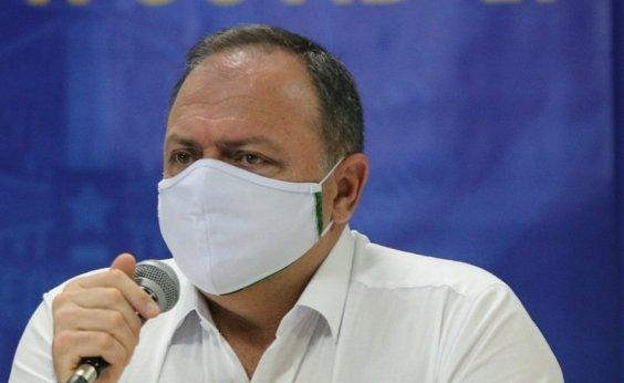 [Autorização da Anvisa vale para vacinas importadas, não feitas no país, diz Pazuello]