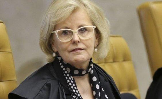 [Rosa Weber assume plantão do STF durante recesso de Luiz Fux]