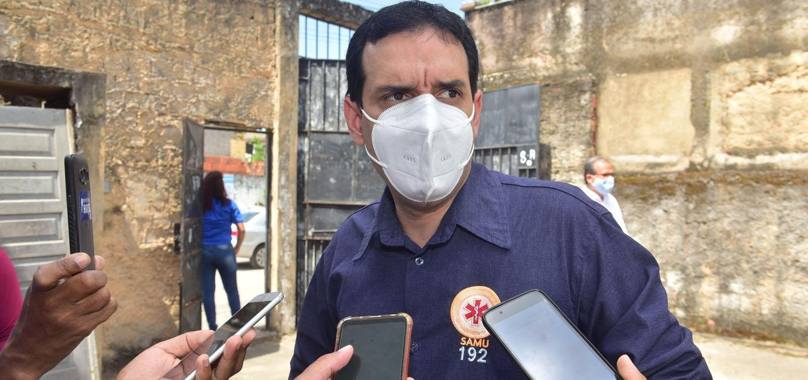 [Vacinação em Salvador pode começar nesta segunda-feira, diz secretário]