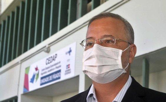 [Ministério mudou horário de chegada das vacinas na Bahia sem explicações, diz secretário de Saúde]