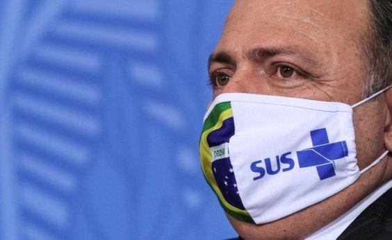 [Diante do colapso em Manaus, PGR investiga ministro da Saúde]