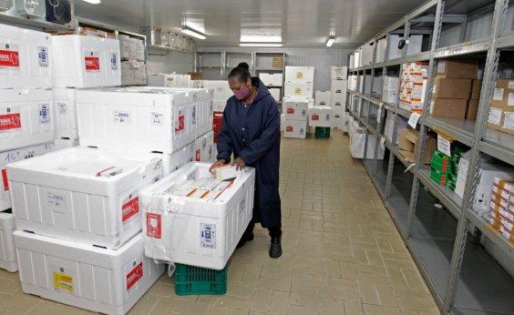 [Primeira fase da vacinação contra Covid-19 irá imunizar 180 mil baianos]