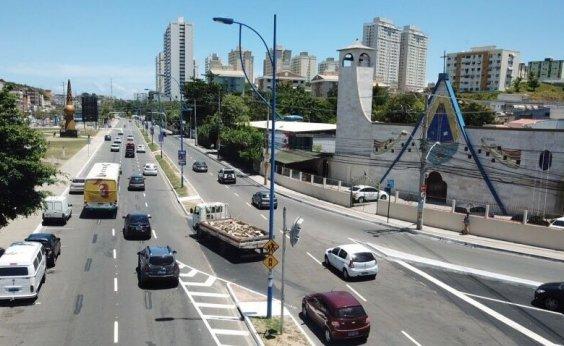 [Salvador é capital com menor índice de residentes mortos no trânsito ]