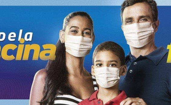 [Governo da Bahia inicia campanha de vacinação contra a Covid-19]