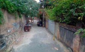 [Moradores encontram corpo dentro de container de lixo em Pituaçu ]