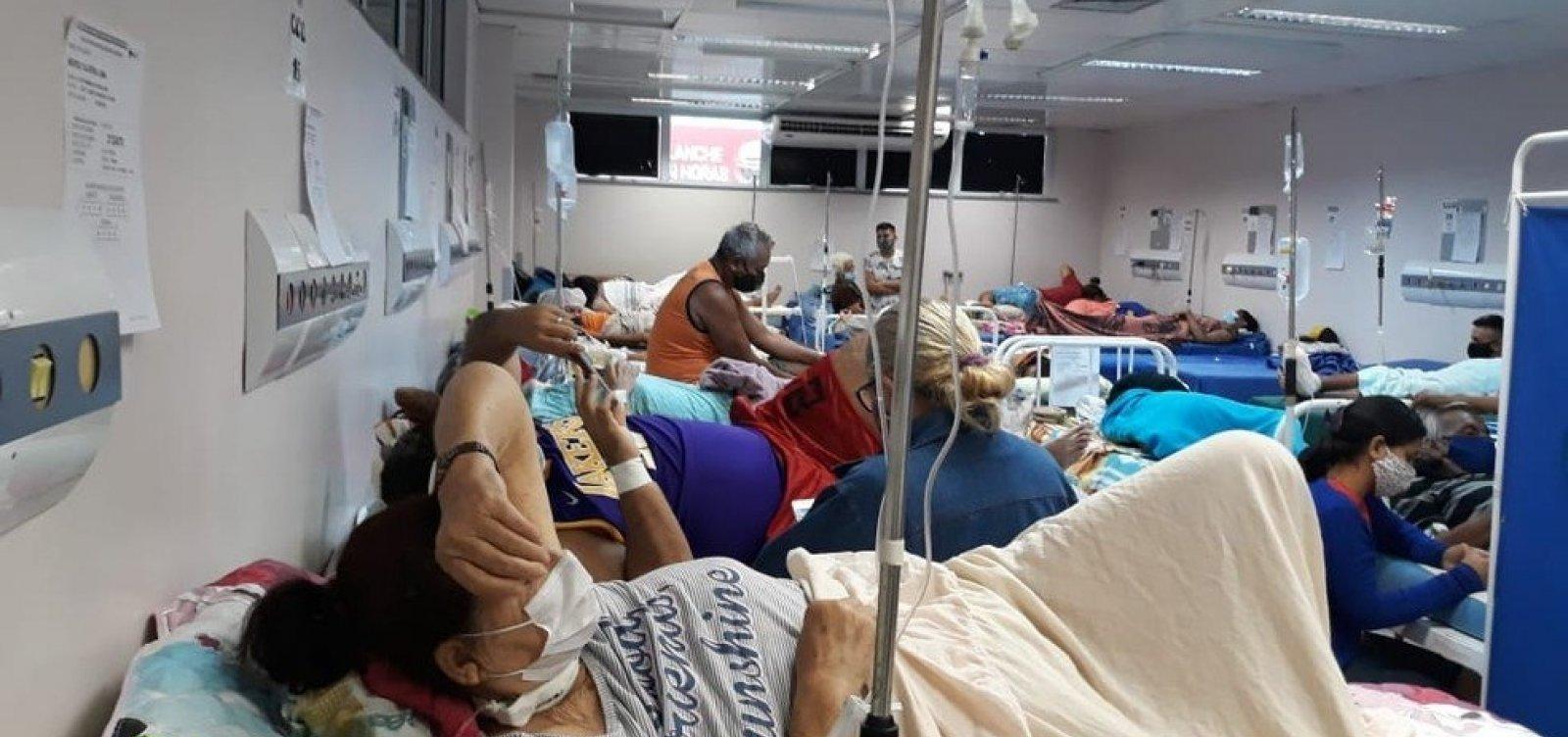 [Em meio a crise na saúde, governo autoriza ampliação de vagas do Mais Médicos em Manaus]