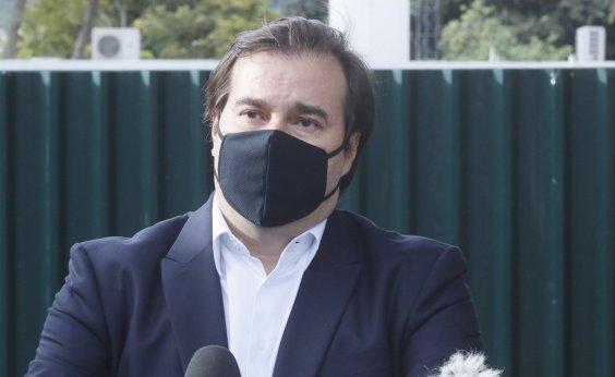 [Rodrigo Maia se reúne com embaixador chinês para tentar resolver crise no envio de insumos]