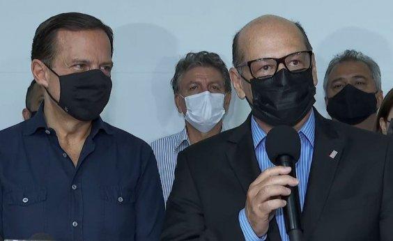 [CoronaVac: Diretor do Butantan pede que Bolsonaro tenha 'dignidade' para negociar insumos com a China]