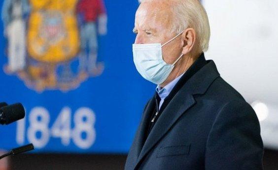 [Posse de Biden terá segurança reforçada]