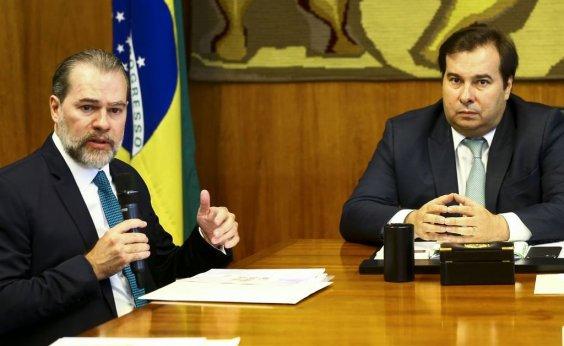 [Rodrigo Maia diz que há obstáculo técnico na demora para envio de insumo para vacina ao Brasil]