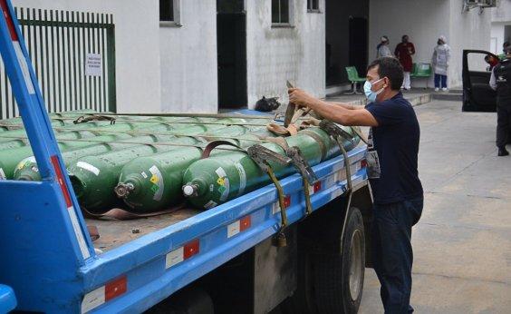 [MPF investiga paralisação do transporte de oxigênio em Manaus]