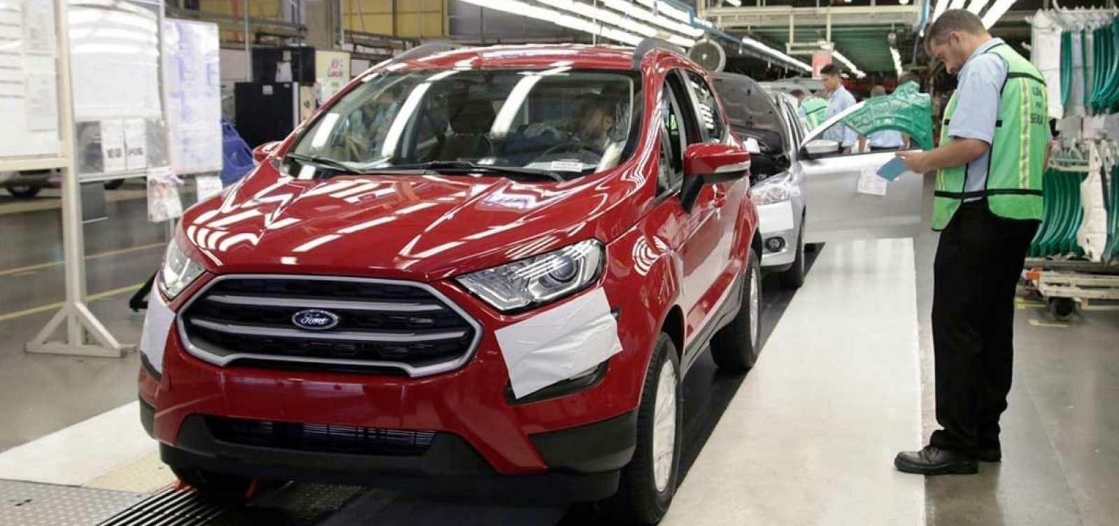 [Procon-BA notifica Ford Brasil ]
