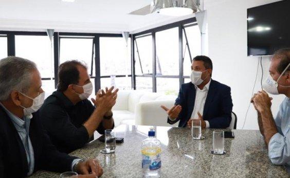 [Secretários de turismo da Bahia e de Salvador se reúnem para alinhamento ]