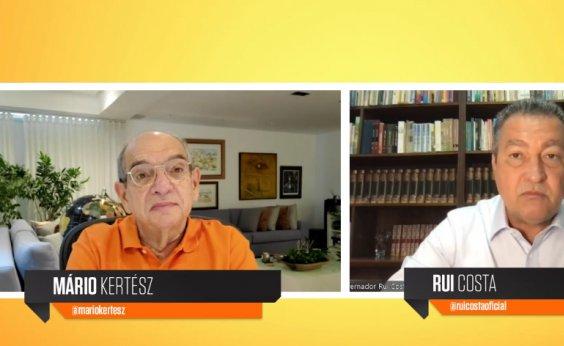 [Dificuldade com insumos mostra que Bolsonaro está 'colhendo o que plantou', diz Rui]
