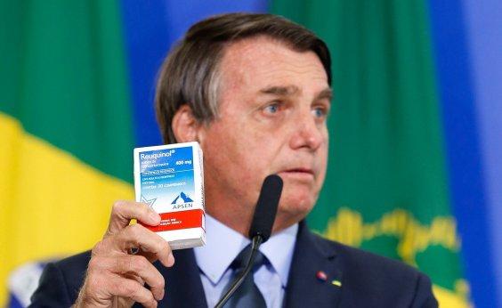 [Governo Bolsonaro gasta quase R$ 90 mi em remédios sem eficácia, mas ainda não pagou Butantan por vacinas]