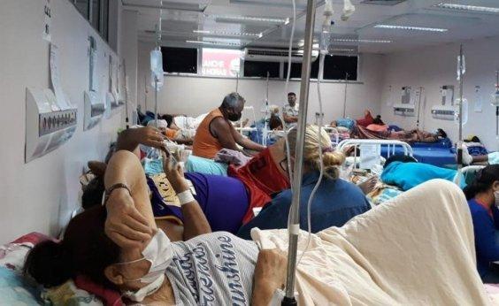 [Diante de crise, governadores defendem cota extra de vacinas para Manaus]